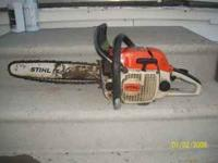 i have a stihl farm boss O28 runs good but needs a