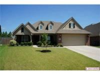 Gorgeous newer home located in Jenks Schools. Large