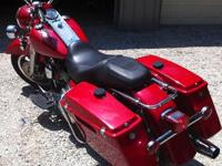 1999 FLHP Harley Davidson Road King with only 25,000