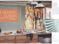 NEW, never installed Hunter Douglas Modern Metal