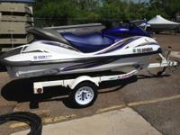 *****SPECIAL OF THE MONTH*****2004 Yamaha FX HO, ENGINE