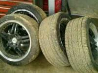 I have available a set of 2006 Nissan 350z Rims and