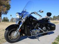 2006 Royal Star Tour Deluxe Yamaha Cruiser ,Harley
