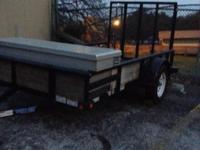 2012 Magnum 10' Utility Trailer for sale $800.00 great
