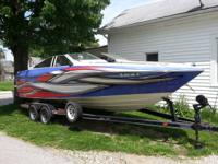 I have a  24' 1986 bayliner sportcruiser open bow boat.