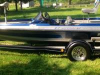 Sprint bass watercraft 94, 277 pro competition series,
