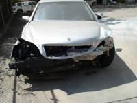 2002 Mercedes Benz S55 AMG (Part it or rebuild it) Only