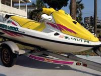 1996 Seadoo GTI 3 seater PWC Please read all terms and