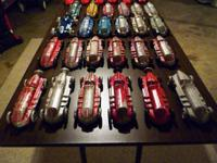 REDUCED (25) E. R. Roach Vintage Aluminum Die-cast Race