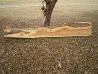 "This is a wonderful 9'11"" Cedar board at a great price."