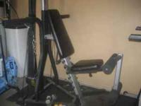 Reduced bowflex extreme excellent condition paid over