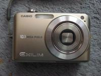 Casio EX-Z1050 Camera Immaculate condition