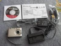 REDUCED Casio Exilim EX-Z1000 10.1MP Digital Camera
