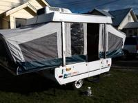 I have this 99 coleman Taos tent trailer, used 4 times,