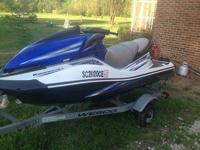 I'm looking to sale or trade my jetski. It's a 2010