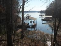 My loss can be your gain.This Lake Hartwell front lot