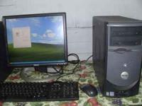 A budget computer from Malais Computer Services. The