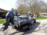 Yamaha F50TRL 4 Stroke 50 HP Outboard - Warranty until