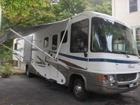 2006 Georgie Boy Pursuit 35 Motorhome - 2 slides! Just