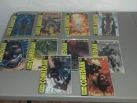 I have for sale the entire Before Watchmen comics