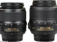 KINDLY NOTICE image of both 18-55mm lenses, The one one