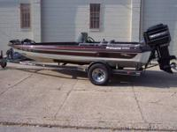 Ranger 1993 374V with a ranger trailer all orginal boat