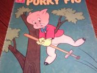 Rare, Vintage Porky Pig Comic Books from the 50's and