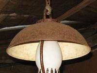 great rustic county look, 110 volt electric, straight