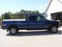Just reduced---1998 Chevy Silverado 2500 HD 4x4 truck