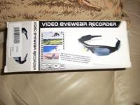 REDUCED video eyewear recorder ACG20 Let the camera see