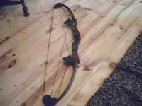 I have a vintage whitetail hunter compound bow it is in