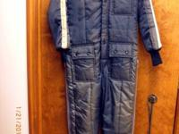 CHILLER KILLER BY SAFTBAK SNOW SKI SUIT ONE PIECE...