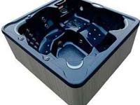 Brand new 6 person hot tub, 81 jets, beautiful cobalt