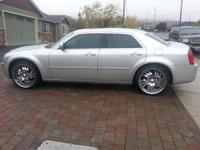 "I HAVE FOR SALE ARE SOME 22"" RIMS AND TIRES... BOLT"
