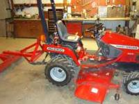 !!!! Great condition 2005 massey ferguson sub compact