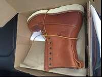 "Brand new Never worn 8"" model 877 redwing boots 250 new"