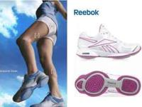 I HAVE A PAIR OF REEBOK EASYTONE FOR SALE THERE IS