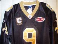 FOR SALE----REEBOK, ON FIELD GAME JERSEYS FOR THE NEW