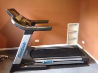 Reebok Treadmill is great condition almost like new! It