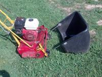 2009 model. Go to www.mcclane com to look at new mower
