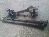 this is the extreme duty hitch from reese -----  it has