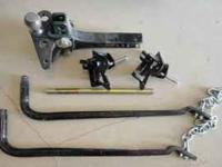 "Reese 2"" Hitch Bar Assembly. For trailers up to 12000"