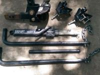 """Reese"" Trailer Load Equalizer & & Anti Sway Bar 10,000"