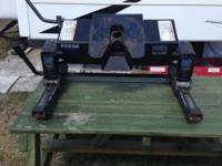 I am selling a Reese 16K 5th Wheel Hitch for $200.00.