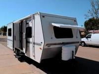 REF Trailer 2001 Northwood Mfg Arctic Fox 22 Feet 1