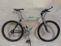 Reflex Easton C9 AluCarb USA -Lightweight mountain bike