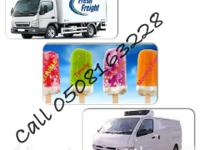 Fresh freight Refrigerated Transport L.L.C manages