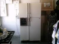 I have 3 refrigerators for sale. One is an older