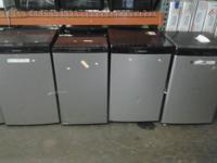 Frigidaire Silver 3.3 cu ft Compact Refrigerator..