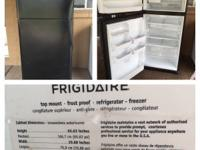I have a top freezer/bottom fridge refrigerator that is